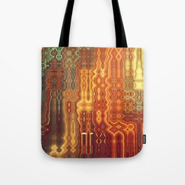 Distortions Tote Bag