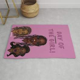 Day of the Girl Rug