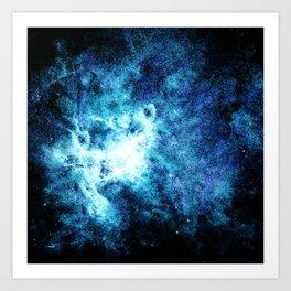 Galaxy #3 Art Print