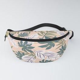 Nature leaf Fanny Pack