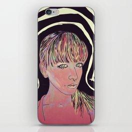 Interstellar Comunications iPhone Skin