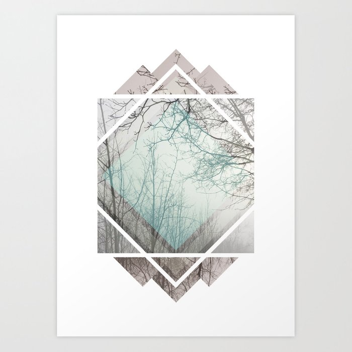 Daydreaming Art Print