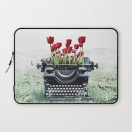 The Poem I Never Wrote Laptop Sleeve