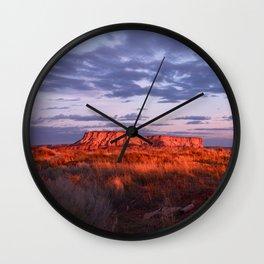 nm Wall Clock