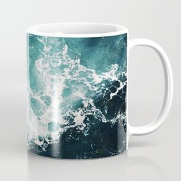 Sea waves II Coffee Mug
