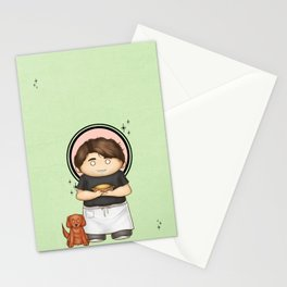 The Piemaker Stationery Cards