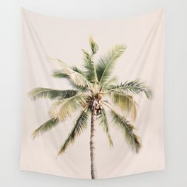 Tropical Palm Tree Wall Tapestry