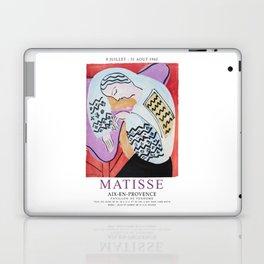Matisse Exhibition - Aix-en-Provence - The Dream Artwork Laptop & iPad Skin