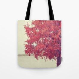 Red October Tote Bag