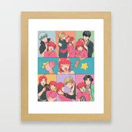 Gintama - Silver Soul Framed Art Print