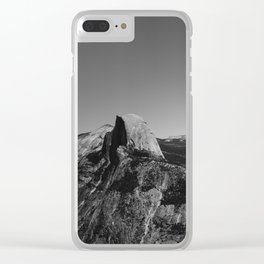 Glacier Point, Yosemite National Park II Clear iPhone Case