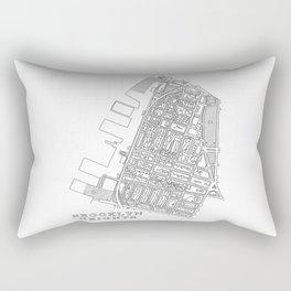 Brooklyn Heights Rectangular Pillow
