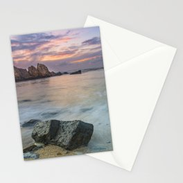 Magic beach Stationery Cards