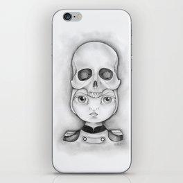 soldado iPhone Skin