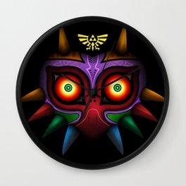 The Mask Of Majora Wall Clock