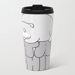 Stay Chill Metal Travel Mug