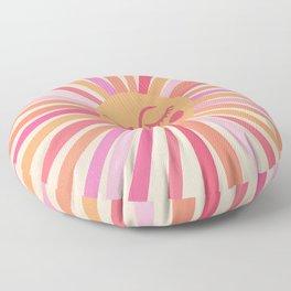 Sunshine – Pink Floor Pillow