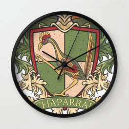 Chaparral Elementary School Wall Clock