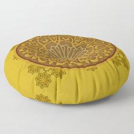 ETNIC ARABIAN MIDDLE EAST PATTERN Floor Pillow
