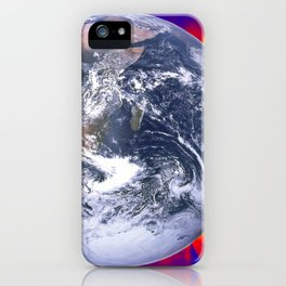 Global warming iPhone Case