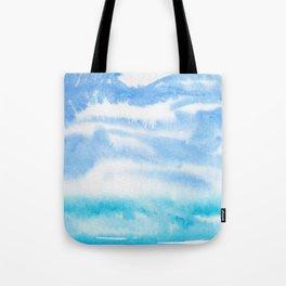 Wild Blue Yonder Tote Bag