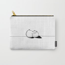 A shoulder to cry on in times of need Carry-All Pouch