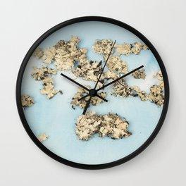 Blue Lagoon Wall Clock