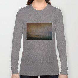 from Tarifa to Morocco Long Sleeve T-shirt
