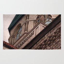 St. Aldabert Church Rug