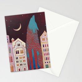 Sounds of the City Stationery Cards