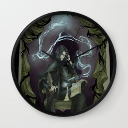 Tragically Ever After: Severus Snape Wall Clock