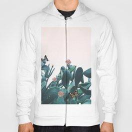Cactus & Flowers - Follow your butterflies Hoody
