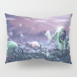 Pistachio Tongue Pillow Sham