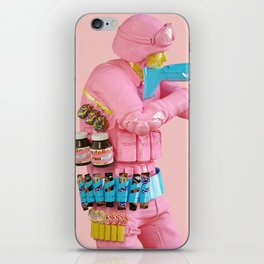 Deliciously Supplied iPhone Skin