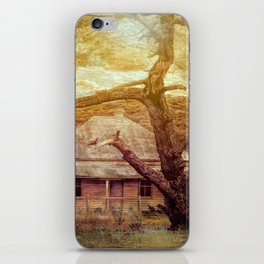 Home Among The Gums iPhone Skin