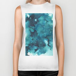 Blue Dream Biker Tank