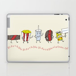 Let's All Go to the Lobby! Laptop & iPad Skin