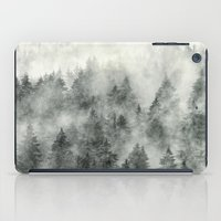 mountains iPad Cases featuring Everyday by Tordis Kayma
