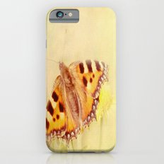 Textured Butterfly iPhone 6s Slim Case
