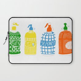 Barcelona vermouth Laptop Sleeve
