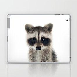 Baby Racoon Laptop & iPad Skin