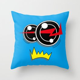 KEiTH (Original Characters Art By AKIRA) Throw Pillow