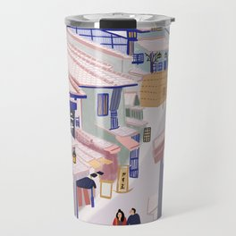 Old Town Kyoto Travel Mug