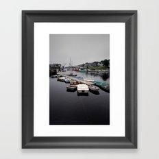 Ogunquit, ME Framed Art Print