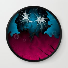 Sinister Nightmare Wall Clock