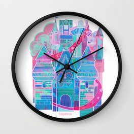 Stars and Stripes Forever  Wall Clock