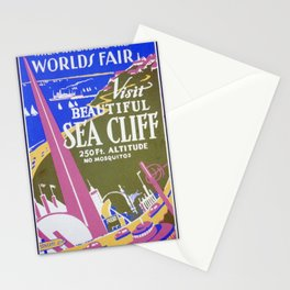 World's Fair Stationery Cards