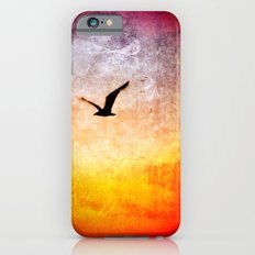 Flight at Dawn Slim Case iPhone 6s