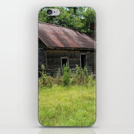 Farmhouse Abandoned iPhone Skin