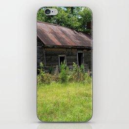 Farmhouse Abandoned iPhone Skin